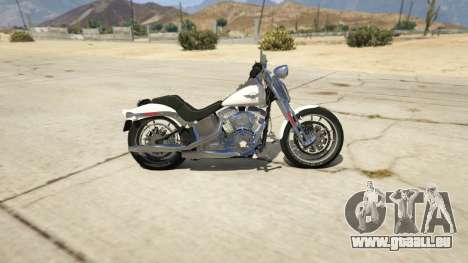 Harley-Davidson FXSTS Springer Softail für GTA 5