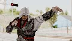 AC Brotherhood - Ezio Auditore Seusenhofer Armor pour GTA San Andreas