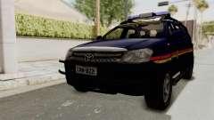 Toyota Fortuner JPJ Dark Blue