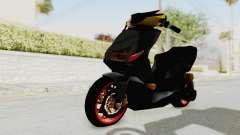 Honda Vario Concept 200CC