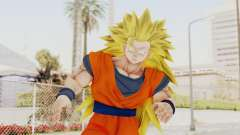 Dragon Ball Xenoverse Goku SSJ3