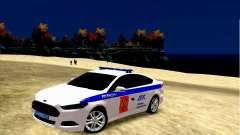 Ford Mondeo Russian Police