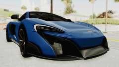 McLaren 675LT Coupe v1.0 pour GTA San Andreas