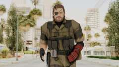 MGSV The Phantom Pain Venom Snake Olive Drab