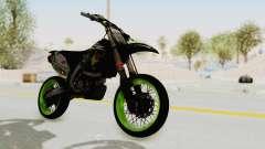 Kawasaki KX 125 Supermoto