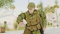 MGSV The Phantom Pain Soviet Union Vest v2