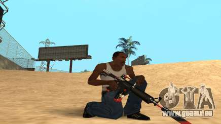 M4 Cyrex für GTA San Andreas