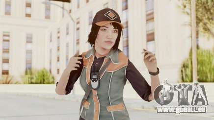 Assassins Creed 4 - Rebecca Crane pour GTA San Andreas