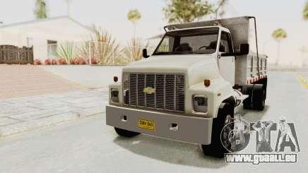 Chevrolet Kodiak Dumper Truck pour GTA San Andreas