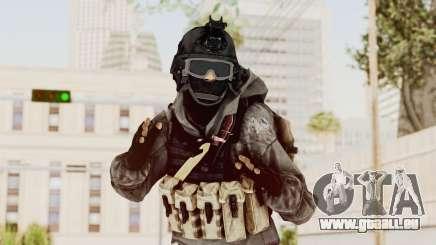 Battlefiled 3 Russian Medic pour GTA San Andreas