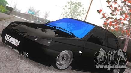 VAZ 2110 Agressif pour GTA San Andreas