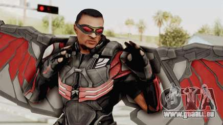 Captain America Civil War - Falcon pour GTA San Andreas