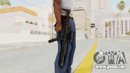 MP5SD pour GTA San Andreas