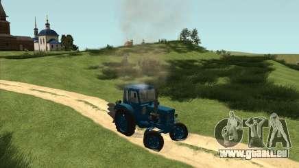 MTZ-80 Belarus für GTA San Andreas