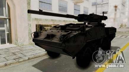 M1128 Mobile Gun System für GTA San Andreas