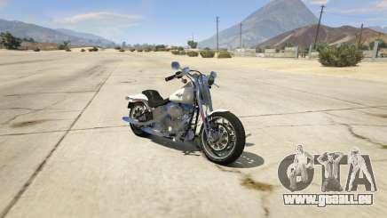 Harley-Davidson FXSTS Springer Softail pour GTA 5