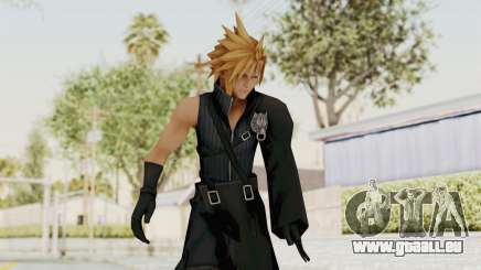 Kingdom Hearts 2 - Cloud Strife pour GTA San Andreas