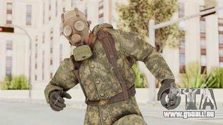 COD Black Ops Russian Spetznaz v3 pour GTA San Andreas