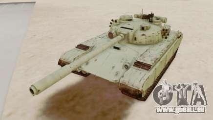 DER T-72A für GTA San Andreas