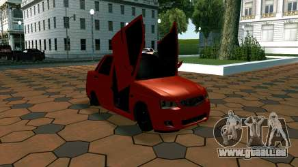 Lada Priora Lambo pour GTA San Andreas