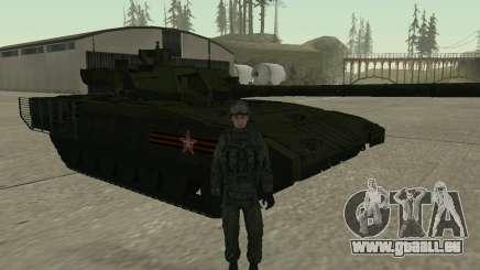 T-14 Armata pour GTA San Andreas