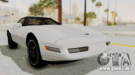 Chevrolet Corvette C4 1996 für GTA San Andreas