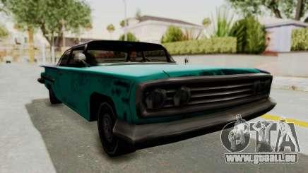 Beater 1962 Voodoo für GTA San Andreas