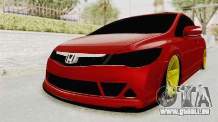 Honda Civic FD6 für GTA San Andreas