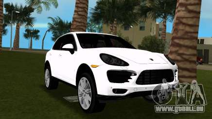 Porsche Cayenne 2012 für GTA Vice City
