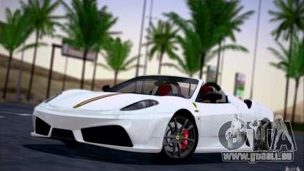 Ferrari F430 Scuderia BULKIN EDITION pour GTA San Andreas