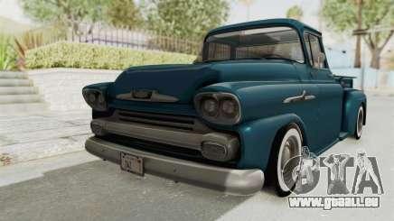 Chevrolet Apache 1958 pour GTA San Andreas