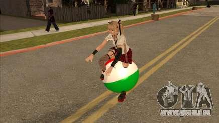 Beachball für GTA San Andreas