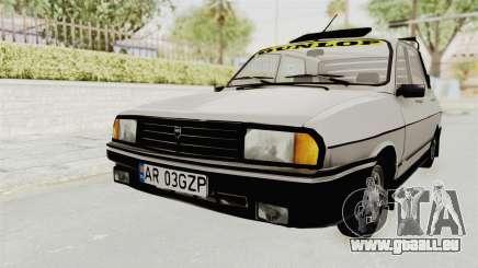 Dacia 1310 TX 1986 pour GTA San Andreas