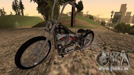 Chopper Old School pour GTA San Andreas