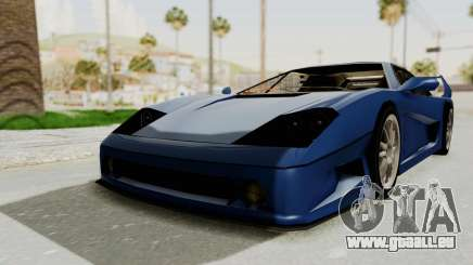 Turismo Fulmine für GTA San Andreas