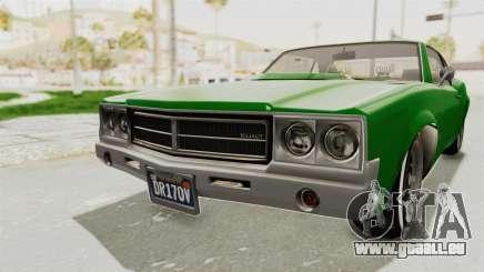 GTA 5 Declasse Sabre GT2 pour GTA San Andreas