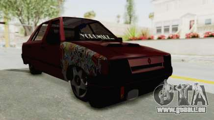 Renault Broadway v2 pour GTA San Andreas
