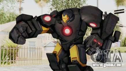 Marvel Future Fight - Hulk Buster Heavy Duty v2 pour GTA San Andreas