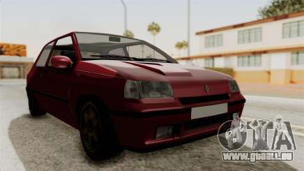 Renault Clio Williams pour GTA San Andreas