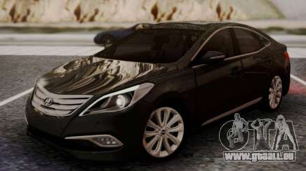 Hyundai Grandeur 2015 STOCK pour GTA San Andreas