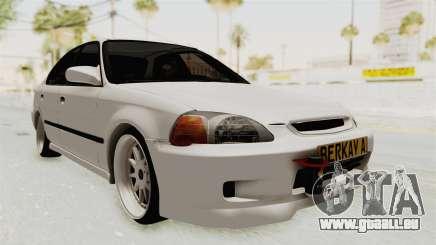 Honda Civic für GTA San Andreas