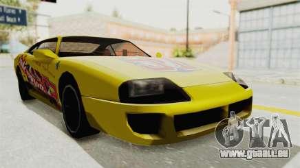 GTA 5 BuRGer Shot JeZter pour GTA San Andreas