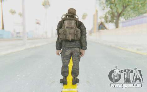 COD BO PVT Scott Vietnam für GTA San Andreas dritten Screenshot