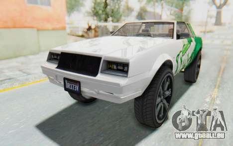 GTA 5 Willard Faction Custom Donk v1 für GTA San Andreas