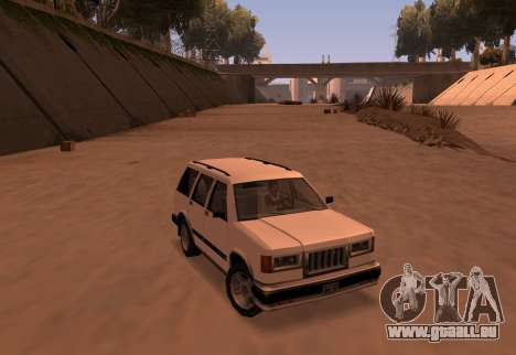 Landstalker SRT8 pour GTA San Andreas