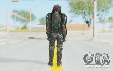 CoD AW Atlas Elite für GTA San Andreas dritten Screenshot
