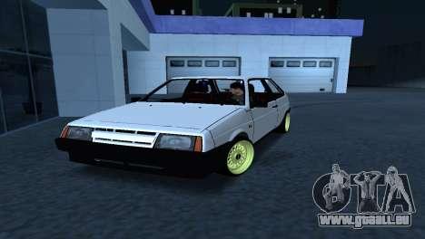VAZ 2108 Haltung für GTA San Andreas