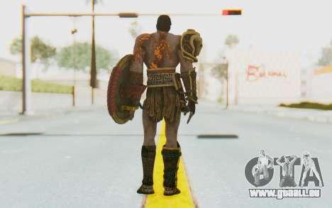 Deimos v2 pour GTA San Andreas troisième écran