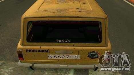BK VAZ 2102 v1.0 Drift pour GTA San Andreas vue de droite