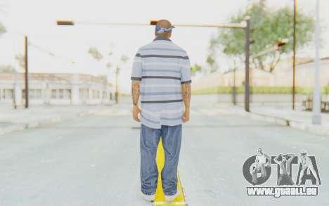 GTA 5 Aztecas Gang 3 für GTA San Andreas dritten Screenshot